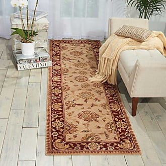 Nourison Nourison 2000 (2205) Camel Runner Area Rug, 2-Feet 3-Inches by 8-Feet (23 x 8)