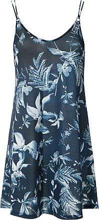 Lygia & Nanny Kolala Kleid mit Print - Blau