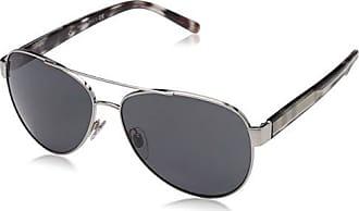 4b11f08b0d Burberry 0BE3084 122987 60 Gafas de Sol, Plateado (Brushed Silver/Grey),