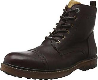 Pepe Jeans London London Herren Vivek Boot Kurzschaft Stiefel, Braun (Brown  878), b29ece468a