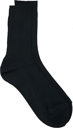 Undercover Par de meias caneladas - Azul