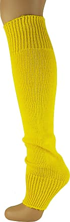 MySocks Leg Warmers Plain Yellow