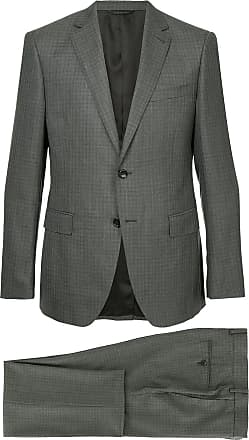 Durban two-piece formal suit - Grey