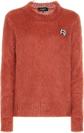 Rochas Pullover aus einem Mohairgemisch