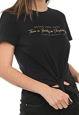 Dimy Camiseta dimy Amarração Preta