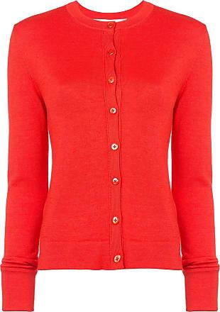 Carolina Herrera classic cardigan - Red