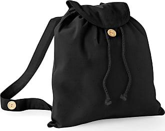Westford Mill Organic Festival Bag Colour=Black Size=O/S