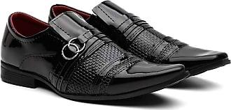 Generico Sapato Social Verniz Roma - SF Shoes (43)