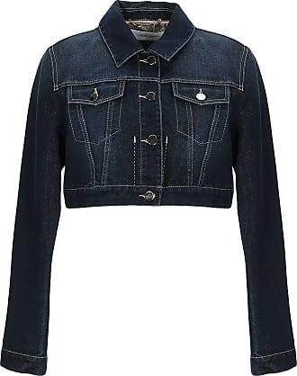 Alberta Ferretti JEANS - Capispalla jeans su YOOX.COM
