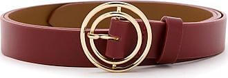Sarah Chofakian Cintura Circle - Di colore rosso