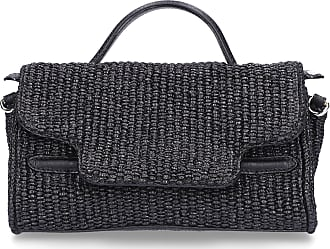 Zanellato Handbag NINA BABY cotton logo black