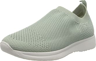 Vagabond Womens Cintia Slip On Trainers, Green Dusty Mint 71, 6.5 UK