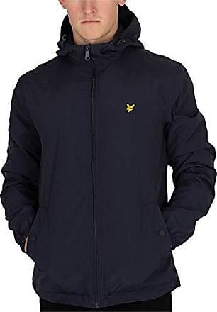 d571178c50480d Lyle & Scott Herren Microfleece Lined Zip Through Jacket Jacke, Blau (Dark  Navy Z271