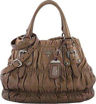 6423f4e18029 Prada Gaufre Convertible Tote Nappa Leather Medium