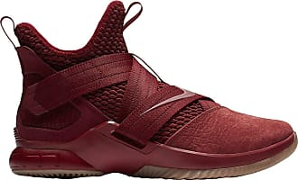 official photos 37c04 63bbf Nike Menss Lebron Soldier XII SFG Basketball Shoes Multicolour Team Red Gum  Light Brown 600