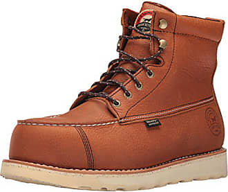 Irish Setter Mens Wingshooter Safety Toe 6 Work Boot, Brown, 11.5 D US