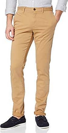 Pantalon chino Mercer regular fit Tommy Hilfiger en marron