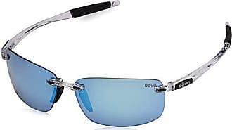 848798c7a8 Revo Revo Descend N RE 4059 09 BL Polarized Rectangular Sunglasses