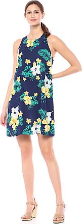 28 Palms dresses Donna Tropical Hawaiian Print Shift Dress Marchio