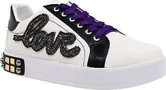 Zariff Tenis Zariff Shoes Flatform Metais Pedras