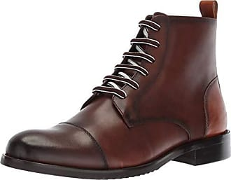 Zanzara Mens Lombardo Fashion Boot, Brown, 11 M US