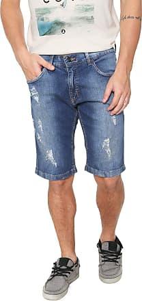 Rip Curl Bermuda Rip Curl Destroyed Cwa0149 40 Jeans/Azul