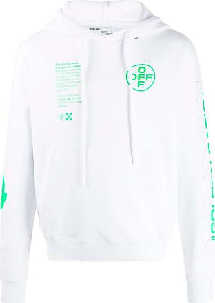 Off-white Sudadera con capucha y logo
