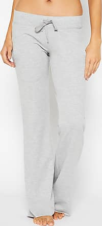 Alloy Apparel French Terry Boyfriend Pants for Tall Women Heather Gray Size XXL/35 - Rayon