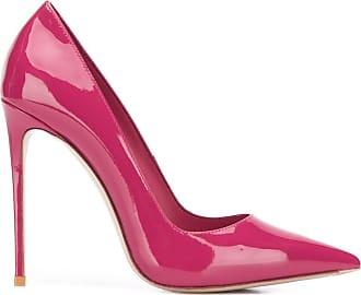 Le Silla Scarpin com salto agulha - Rosa