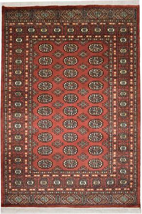 Nain Trading 181x125 Tappeto Pakistan Buchara 3ply Arancione/Viola (Lana, Pakistan, Annodato a mano)