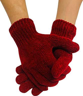 TOM FRANKS LADIES WRIST LENGTH WARM WINTER BOW DETAIL LEATHER GLOVES GL147