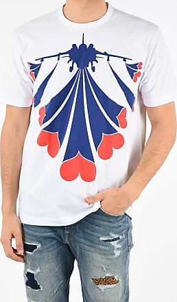 Comme Des Garçons T-shirt con Stampa taglia M