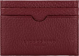 Liebeskind Womens L-Bag - Ara Cardholder Credit Card Holder, Red (Red Wine), 1x7x10 Centimeters (B x H x T)