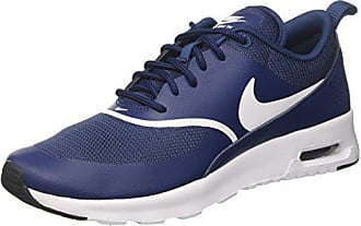 premium selection f9eea 7be34 Nike Air Max Thea, Baskets Femme, Bleu (Navy White-Black 419
