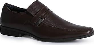 Ferracini Sapato Social Masculino Ferracini Texturizado