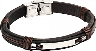Acotis Limited Fred Bennett Idwoven In Leather Bracelet B5124