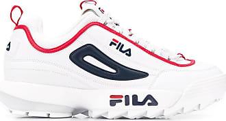 Fila Sneakers mit dicker Sohle - Weiß