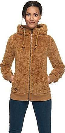 Pullover Hoodie RAGWEAR VILMA B ZIP Hoodie 2020 mustard Pulli Hoodies Pullover