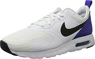 purchase cheap fab08 e0fd5 Nike Air Max Tavas, Chaussures de Running Homme, Multicolore (White Black