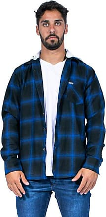 Red Nose CAMISA MASCULINA XADREZ COLOR RED NOSE AZUL P