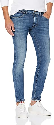 Wrangler Mens Greensboro Straight Jeans, Blau (Blue Noise 20m), 30 W/ 32 L