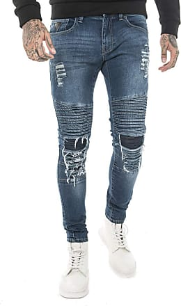 883 Police Brandy Buell Skinny Fit Stretched Jeans (R32)