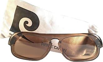 502baf760d7 Pierre Cardin New Vintage Rare Pierre Cardin Brown Solid Lens 1960s  Sunglasses