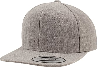 Yupoong Flexfit The Classic Snapback Cap (Boxed to Protect During Delivery) (Heather/Heather)