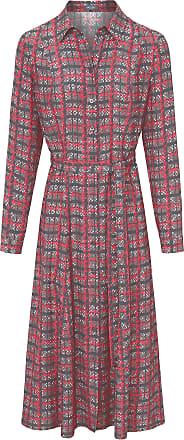Basler Kleid Kragen Basler mehrfarbig