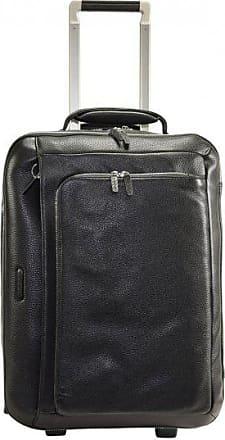 2cb4f5e2ce76c2 Piquadro Modus valigetta Business 2 ruote pelle 52 cm compartimento Laptop