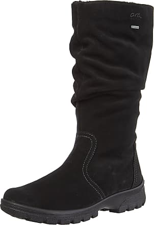 Ara Saas-Fee-St-Gore-Tex, Womens Snow Boots, Black (Schwarz 61), 3.5 UK (36.5 EU)