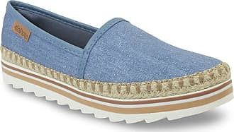 Dakota Tênis Dakota Slip On Cordas Feminino Jeans 34