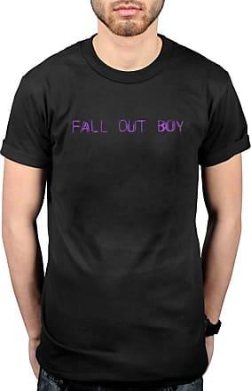 AWDIP Official Fall Out Boy Mania T-Shirt Black