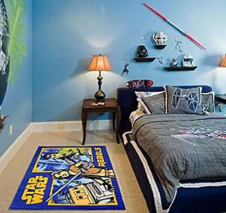 Disney Star Wars Rebels Room Rug 39.5 x 54
